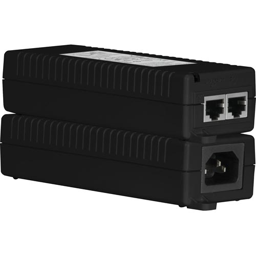 AMX High Power PoE Injector, 802.3AT Compliant