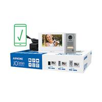 """Aiphone JO Series 7"""" Mobile Ready Box Set, Surface Mount"""