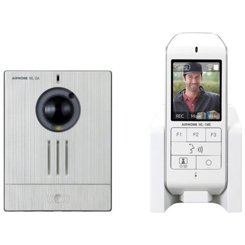 Aiphone WL-11.E1 Wireless Video Intercom Set