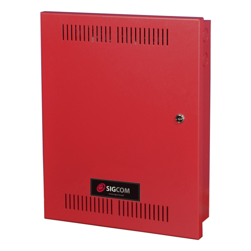 Distributed Audio Power Booster, 100w