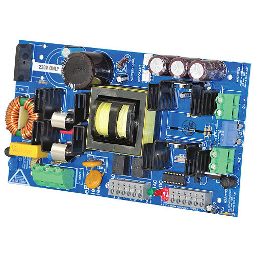 Power Supply/Charger Board - 24vdc  @ 10a,