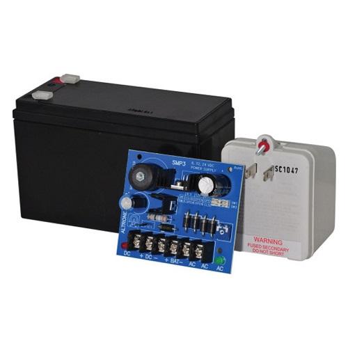 Smp3 Kit W/ 7amp Battery