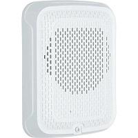 System Sensor SPWL Indoor Wall Mountable, Flush Mount, Surface Mount Speaker - White
