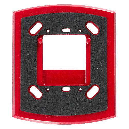 System Sensor WTP Mounting Adapter for Security Strobe Light, Speaker - Red