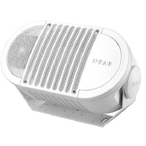 Bogen A6 2-way Indoor/Outdoor Speaker - White