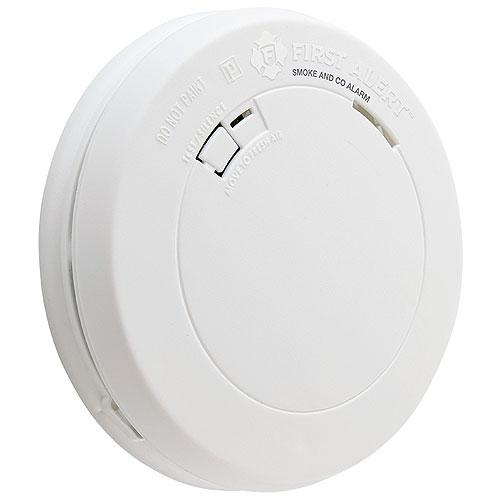 First Alert Smoke & Co Combo Alarm