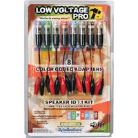 8pc Speaker ID Kit