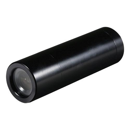 Mini Bullet HD Analog 12vdc Black
