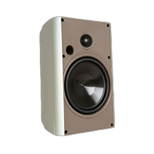 Proficient Audio AW525 2-way Wall Mountable, Floor Standing Speaker - 125 W RMS - White