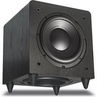 Proficient Audio Protege FS8 Subwoofer System - 200 W RMS - Black