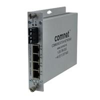 10/100 Ethernet Swt W/Pwr