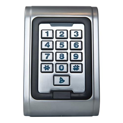 Camden Stand-Alone Prox Reader & Keypad, 1 Relay, 2,000 Users