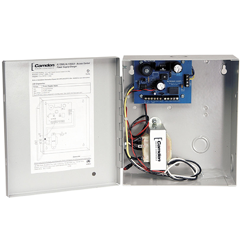 Power Supply 1 Amp Output 12 Or 24vdc Ulc Listed