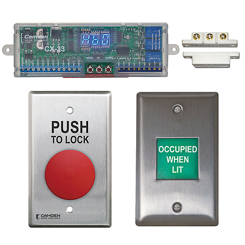 Push Button & Annunciator Syst