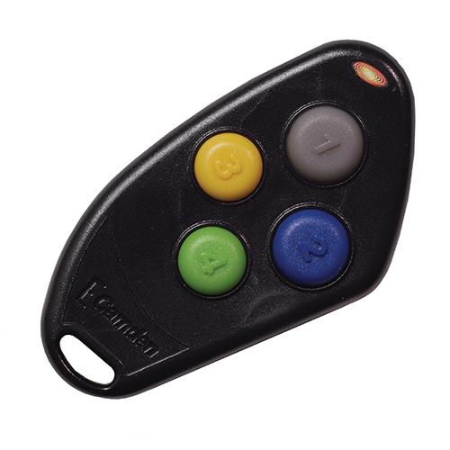 Four-Button Key Fob