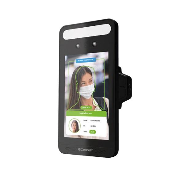 Comelit NEXUS 8 in. Thermal LCD Camera, Face Detection & Temperature Measurement