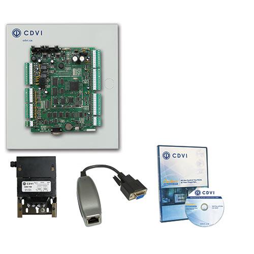 CDVI 2DMKIPLT Centaur Master Kit with IP Converter - Lite