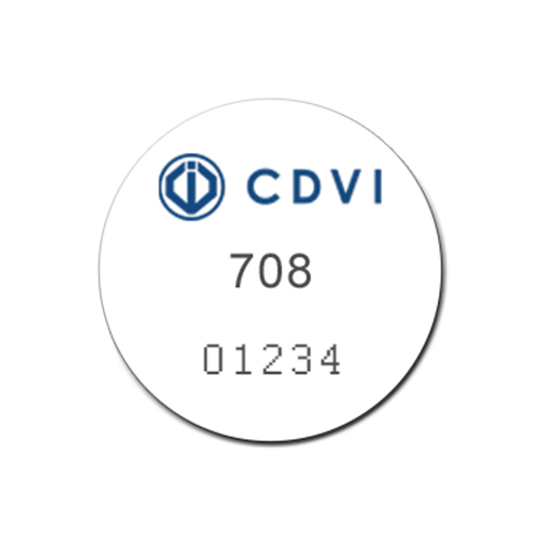 CDVI 708PCK25 DISCTAG for PosiProx/Pin/Xtend