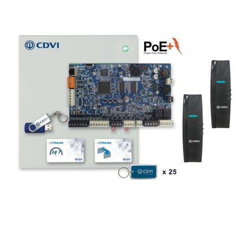 CDVI A22K1POE A22K with PoE+ Reader Kit