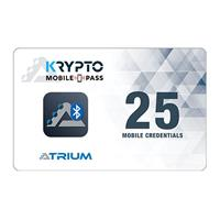 CDVI AMC25 ATRIUM Mobile Credential License