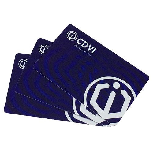 CDVI CTU48EV2 U4GO UHF Dual Tech ISO RFID Card