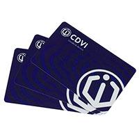 CDVI CTU48 U4GO UHF ISO RFID Card