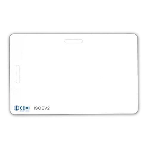 CDVI ISOEV2 Mifare DESFire EV2 ISO Card