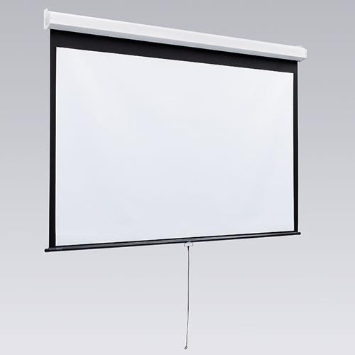 """Draper Luma 2 165"""" Manual Projection Screen"""