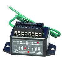 4 PAIR 30V TERMINAL STRIP W/SNK CURRENT PROT