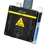DITEK 100kA/?, 50kA/Mode Surge Protective Device