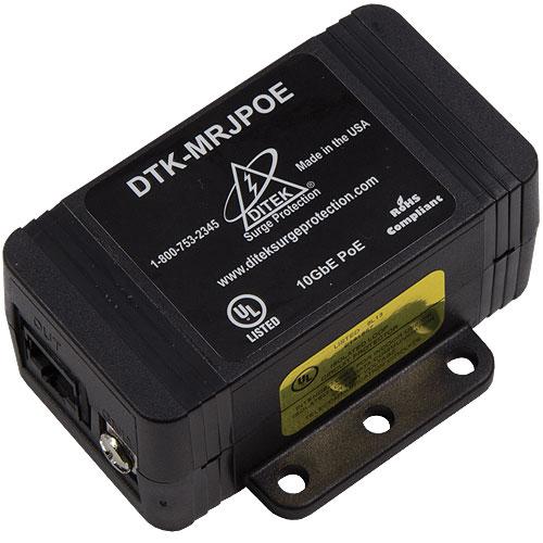DITEK DTK-MRJPOE Surge Suppressor
