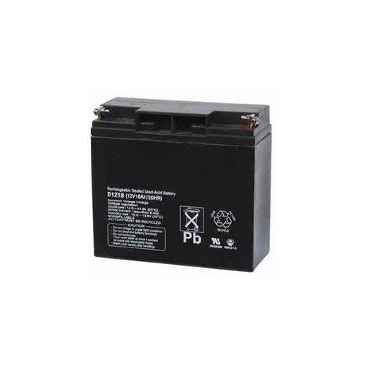 BOSCH 12V 18AH RECHARGEABLE SEALED LEAD ACID BATTERY
