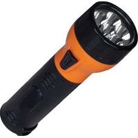 Flashlight, High Capacity 6 LED Lamps