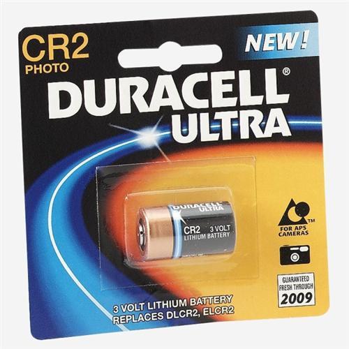 Duracell DLCR2BPK Ultra Lithium CR2 Battery