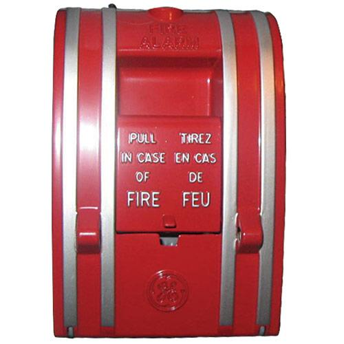 Fire Alarm Station, Wire Lead