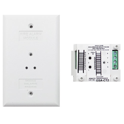 Vigilant Dual Input Module - UL/ULC Listed