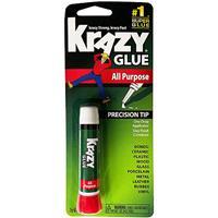 Krazy Glue Instant Krazy Glue All Purpose Tube 0.07-Ounce