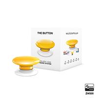 Fibaro Button - Yellow