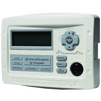 Fire-Lite White, 80 character LCD Annunciator