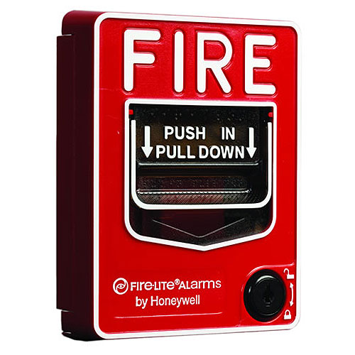 Fire-Lite BG-12LOB Pull Station