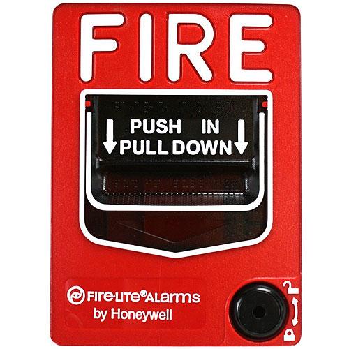 Fire-Lite BG-12 Pull Station