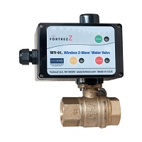FortrezZ Water Valve Actuator