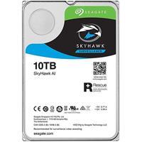 Seagate ST10000VE008 Skyhawk 3.5 Hard Drive, 10TB, SATA 6Gb/s