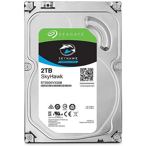 """Seagate SkyHawk ST2000VXA08 2 TB Hard Drive - 3.5"""""""