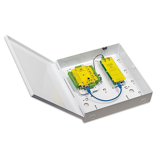 Paxton Access Net2 Plus in US Metal Enclosure with PoE+ PSU
