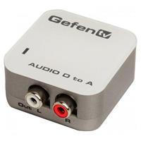 Gefen GTV-DIGAUD-2-AAUD Digital to Analog Audio Adapter