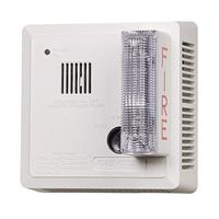 Gentex 7139CSW Photoelectric Hard Wired Smoke Alarm with Battery Backup