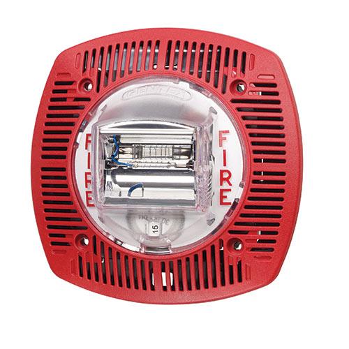 Gentex SSPK24WLPR Strobe Alarm