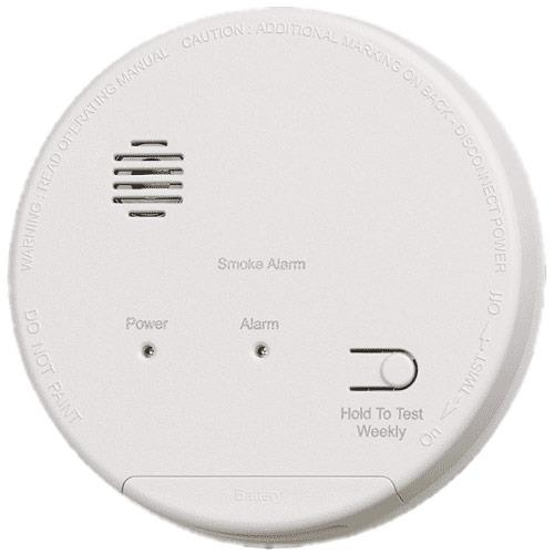 Gentex S1209F Photoelectric Smoke Alarm
