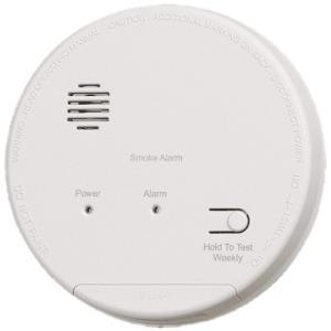 Gentex S1209 Photoelectric Smoke Alarm